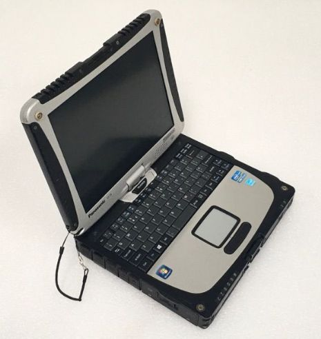 Panasonic Toughbook CF-19 Mk5 Core i5 2.5Ghz 4GB 320GB HDD Touch Screen